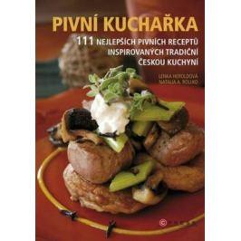 Pivní kuchařka - Lenka Heroldová; Natalia A. Rollko