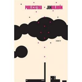 Publicistika a hry - Jan Balabán