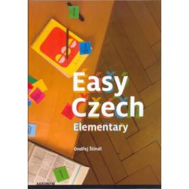 Easy Czech Elementary + CD - Štindl Ondřej