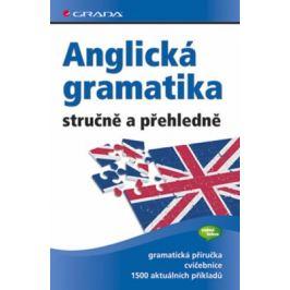 Anglická gramatika stručně a přehledně - Hoffmann Hans G. a Marion