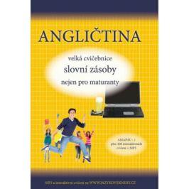Angličtina - velká cvičebnice slovní zásoby nejen pro maturanty - Štěpánka Pařízková