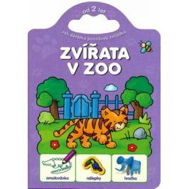 Jak děťátka poznávají zvířátka - Zvířata v zoo