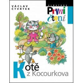 Kotě z Kocourkova - Václav Čtvrtek