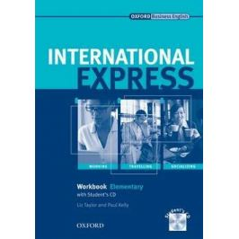 International Express Interactive Ed Elementary Workbook + Student´s Workbook CD Pack