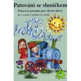 Putování se sluníčkem - Český jazyk pro 2. ročník ZŠ - původní řada