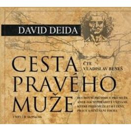 Cesta pravého muže - David Deida, Vladislav Beneš - audiokniha