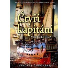 Čtyři kapitáni - Čukovskij Nikolaj