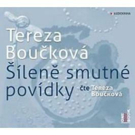 Šíleně smutné povídky - Tereza Boučková - audiokniha
