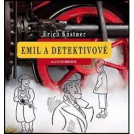 Emil a detektivové - Erich Kästner - audiokniha