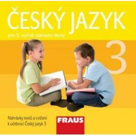 Český jazyk 3 pro ZŠ - CD