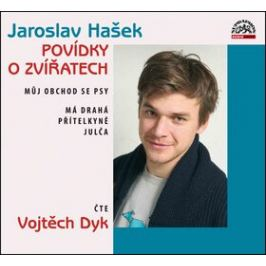 Povídky o zvířatech - Jaroslav Hašek - audiokniha