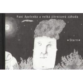 Paní Apolenka a velká jitrnicová záhada - Nijland Stern