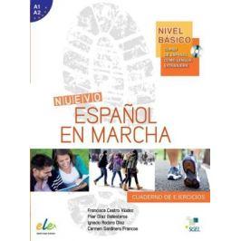 Nuevo Espanol en marcha Básico - Cuaderno de ejercicios+CD - Francisca Castro, Pilar Díaz, Ignacio Rodero, Carmen Sardinero