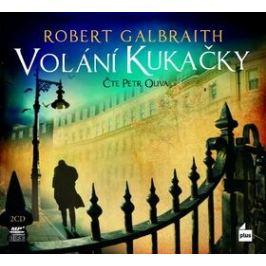 Volání kukačky - Robert Galbraith - audiokniha