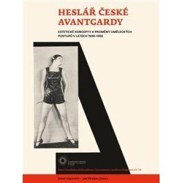 Heslář české avantgardy - Josef Vojvodík, Jan Wiendl