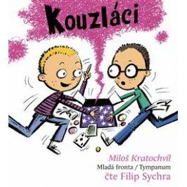 Kouzláci - Miloš Kratochvíl - audiokniha
