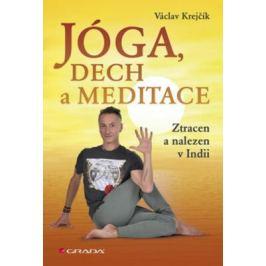 Jóga, dech a meditace - Ztracen a nalezen v Indii - Václav Krejčík