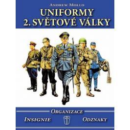 Uniformy 2. světové války - Mollo Andrew