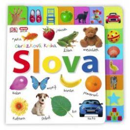 Obrázková kniha - Slova
