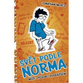 Svět podle Norma: Může způsobit podráždění - Jonathan Meres