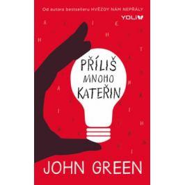 Příliš mnoho Kateřin - John Green
