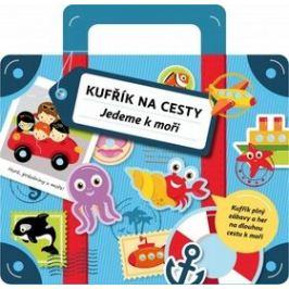 Kufřík na cesty – Jedeme k moři - Kateřina Makaloušová