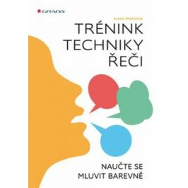 Trénink techniky řeči - Naučte se mluvit barevně - Alena Špačková