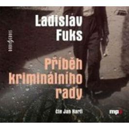 Příběh kriminálního rady - Ladislav Fuks - audiokniha