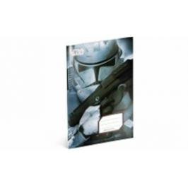 Sešit - Star Wars/Clone/A4 čtverečkovaný 40 listů