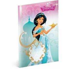 Sešit - Princezny/Jasmine/A5 čtverečkovaný 40 listů