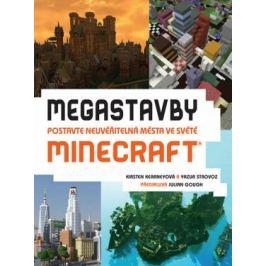 Megastavby - Postavte neuvěřitelná města ve světě Minecraft - Kearneyová Kirsten