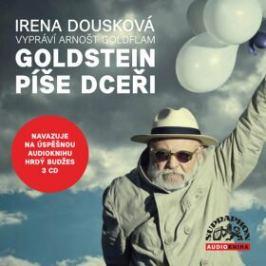 Goldstein píše dceři - Irena Dousková - audiokniha