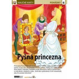 Pyšná princezna - Naučná karta