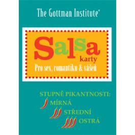 Salsa karty - Pro sex, romantiku a vášeň - The Gottman Institute
