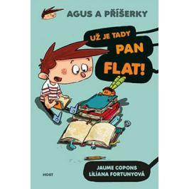 Už je tady pan Flat! - Jaume Copons