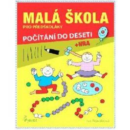 Malá škola pro předškoláky - Iva Nováková