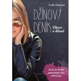 Džínový deník: chaos v hlavě - Zuzana Šulajová