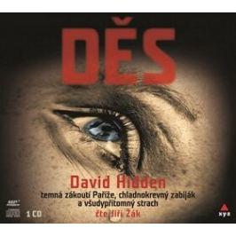 Děs - David Hidden - audiokniha