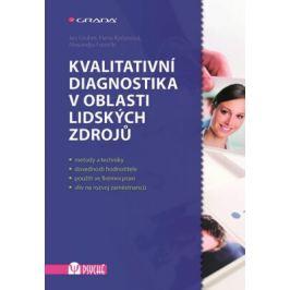 Kvalitativní diagnostika v oblasti lidských zdrojů - Hana Kyrianová, Jan Gruber, Fonville Alexandra