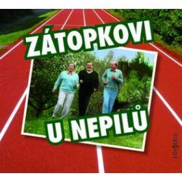 Zátopkovi u Nepilů - Karel Tejkal - audiokniha