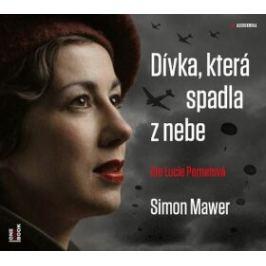 Dívka, která spadla z nebe - Simon Mawer - audiokniha