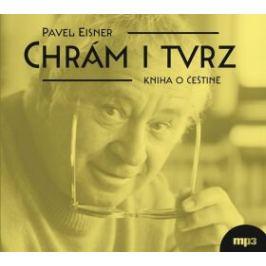 Chrám i tvrz - Kniha o češtině - Pavel Eisner - audiokniha