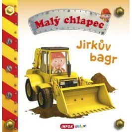 Malý chlapec - Jirkův bagr