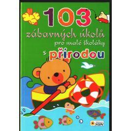 103 záb. úkolů pro školáky Příroda