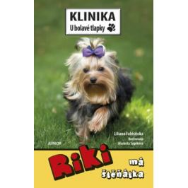 Riki má štěňátka - Liliana Fabisiňska; Markéta Supíková