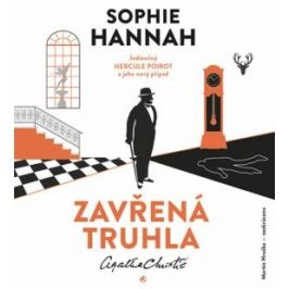 Zavřená truhla - Sophie Hannah - audiokniha
