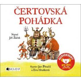 Čertovská pohádka - Jiří Žáček - audiokniha