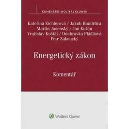 Energetický zákon: Komentář - Kateřina Eichlerová, Martin Jasenský