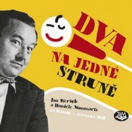 Dva na jedné struně - Jan Werich - audiokniha
