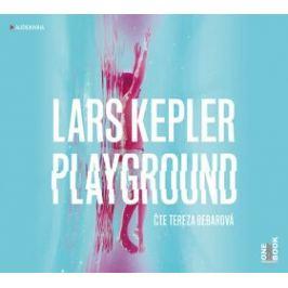 Playground - Lars Kepler - audiokniha